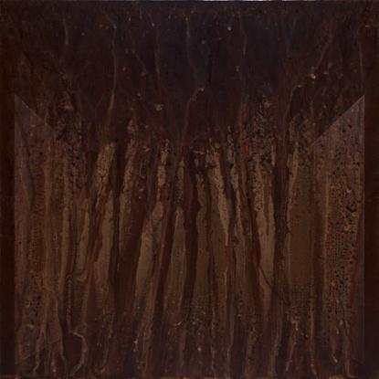 Dark Money - acrylic, 48 x 48 inches.  2013.