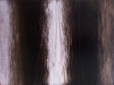 Median - acrylic, 36 x 48 inches.  2010.